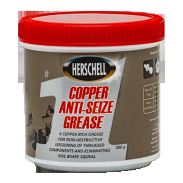 Copper Anti-Seize