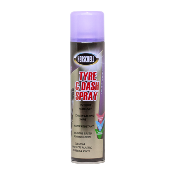 Tyre and Dash Spray